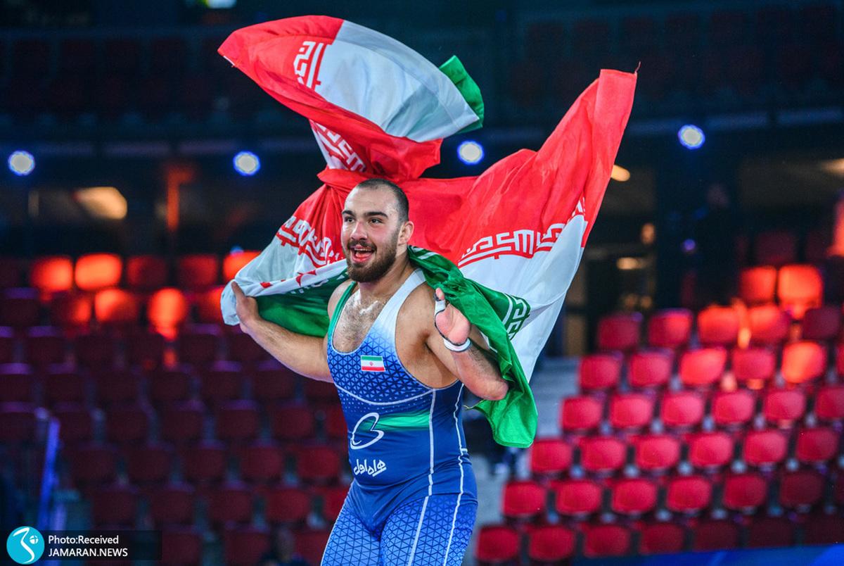 برنامه و زمان مسابقات کشتی گیران آزادکار ایران در قهرمانی جهان نروژ +نتایج کامل