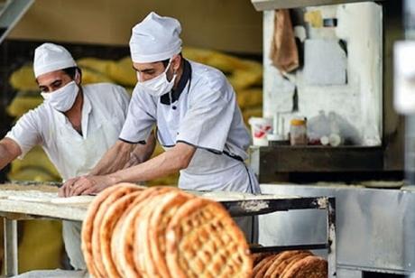 چهارمین دوره مسابقه مهارت نانوایان مشهد برگزار شد