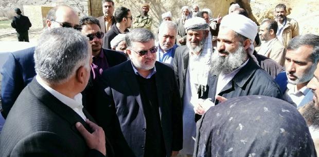 40 مصوبه سفر استاندار خراسان جنوبی در درمیان اجرایی می شود