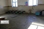 بارشهای اخیر به ۱۷ مدرسه عنبرآباد خسارت وارد کرد