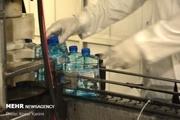 روزانه ۲۸۰ هزار لیتر الکل تولید میشود  تولید ۵ برابری ماسک