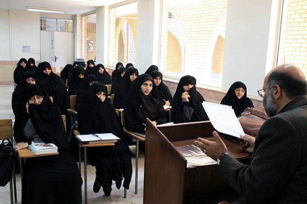 مرکز پژوهشی حوزه علمیه خواهران در سمنان افتتاح شد