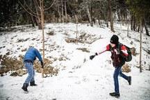 برف، مدارس نوبت عصر خراسان شمالی را هم تعطیل کرد
