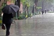 بارش در نیمه شمالی قزوین ادامه دارد