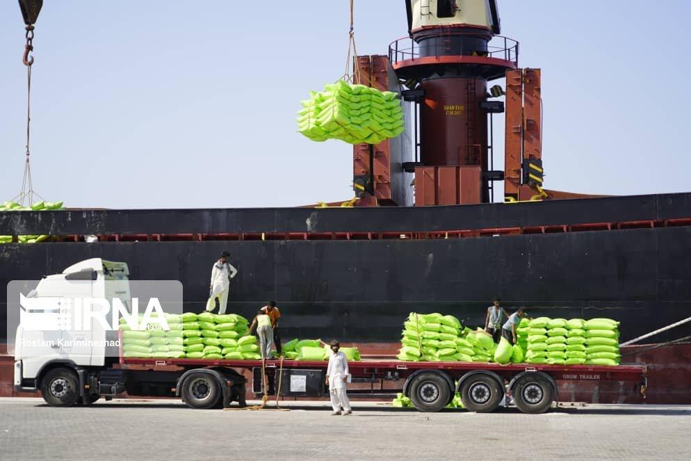 حجم تخلیه و بارگیری کالا در بندر بوشهر افزایش یافت
