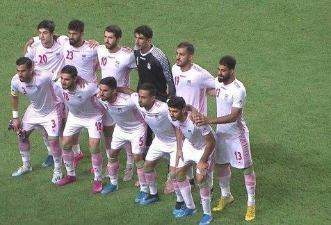 بازیکنان تیمملی فوتبال ایران به تهران برگشتند