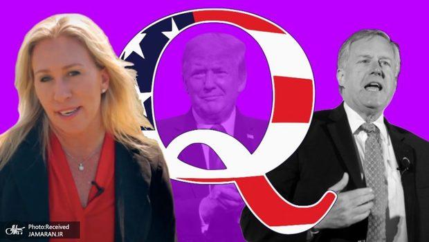 زن «ترامپ نما» و سرطان جمهوری خواهان کیست+ تصاویر