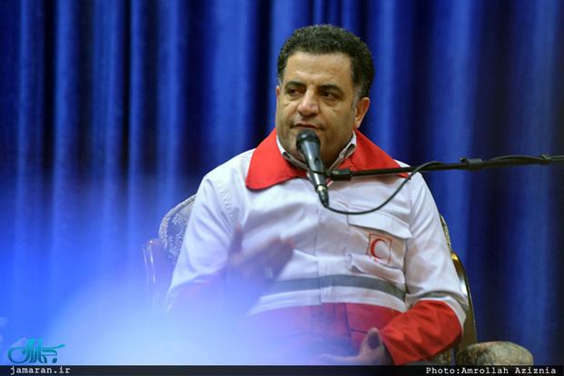توضیحات رئیس هلال احمر در خصوص خروجش از نظام پزشکی استان تهران