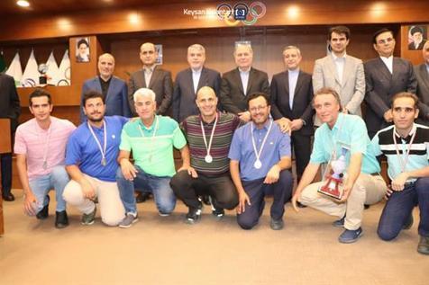 صالحی امیری: از گلف برای حضور در المپیک 2024 حمایت می کنیم