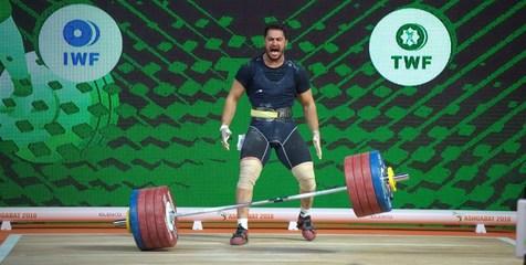 ترکیب ۱۰ نفره وزنهبردار ایران برای حضور در قهرمانی جهان