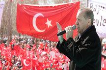 رئیسجمهور ترکیه: تحریمهای بیشتری در انتظار کردستان عراق هستند