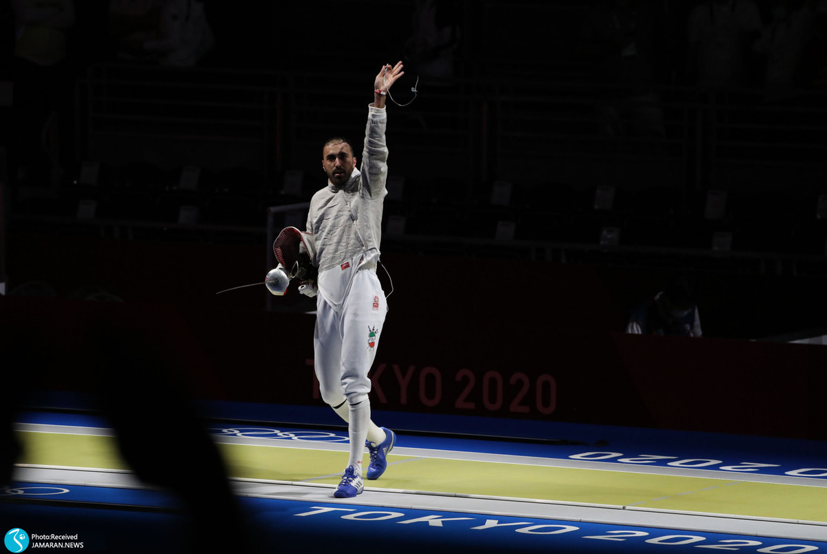 نتایج سابریست های ایران در المپیک 2020 توکیو| پایان رویای مدال انفرادی +عکس