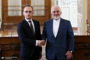 گفت و گوی وزرای خارجه ایران و آلمان برای احیای برجام