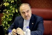 وزیر ورزش: بیرانوند و فوتبال ایران بر بلندای آسیا قرار دارد