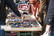 ساماندهی دستفروشان بندرعباس در سال جاری تداوم یابد