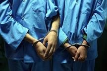 سارقان اموال مراکز بهداشتی ابهر دستگیر شدند