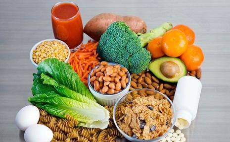 مواد غذایی مناسب درمان میگرن