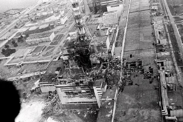 آیا حادثه نیروگاه چرنوبیل تروریستی بود؟
