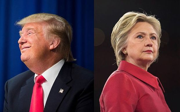 توییت نیش دار هیلاری کلینتون برای ترامپ