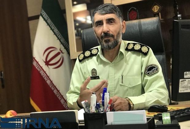 مخل نظم و امنیت در قوچان دستگیر شد