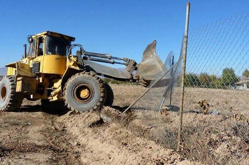 تخریب 67 ساخت و ساز غیرمجاز در خراسان جنوبی