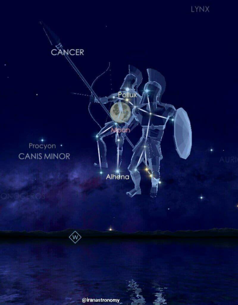 آخرین رخداد نجومی سال ۲۰۲۰ میلادی