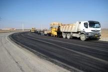 اصلاح جاده قهاوند روستاهای این منطقه را متحول میکند