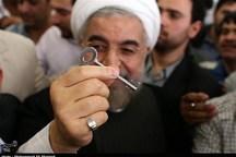 امروز به وعدههای دولت به مردم قزوین جامه عمل میپوشانیم