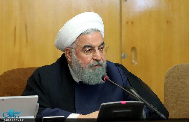 واکنش روحانی به توهین های اخیر + فیلم