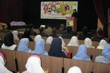 کانون های پرورش فکری گلستان میزبان 60 برنامه علمی و آموزشی است