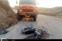 سانحه رانندگی در خوشاب یک کشته بر جای گذاشت