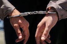 دستگیری سارق قابهای عکس آرامستان در آستارا