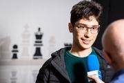 تساوی فیروزجا مقابل مرد شماره یک اتریش در مسابقات شطرنج پراگ