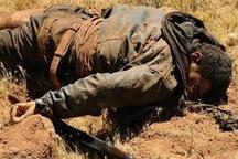 سه تروریست در مرز میرجاوه به هلاکت رسیدند