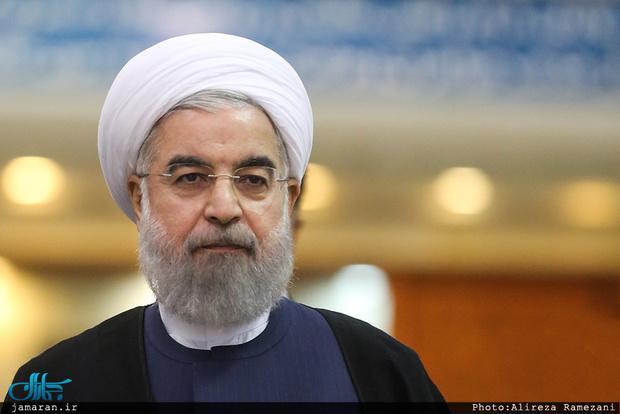 روحانی: هوشیاری نسبت به تحولات و تدبیر شجاعانه برای صلح و امنیت ملی لازمه پیشرفت کشور است