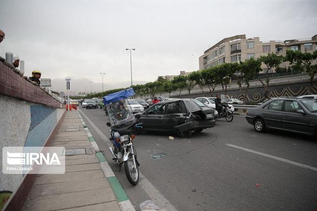 کاهش تصادفات در اصفهان به احیا کارکرد نهادها نیاز دارد