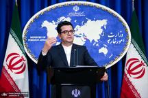 وزارت خارجه: وحدت و مقاومت تنها گزینه در مبارزه با غاصبان فلسطین است