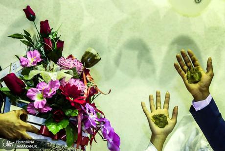 بازداشت پدرهای داماد و عروس به دلیل برگزاری عروسی در وضعیت قرمز کرونا