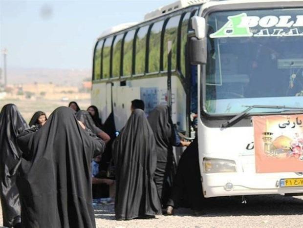 320 مددجوی کمیته امداد هرمزگان به مشهد مقدس اعزام شدند