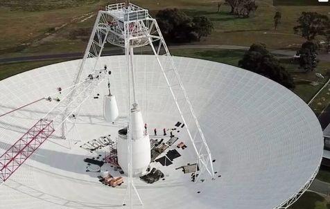 تماس ناسا با فضاپیمای وویجر۲