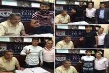 ثبت قرارداد 5 بازیکن سایپا در هیات فوتبال تهران نهایی شد