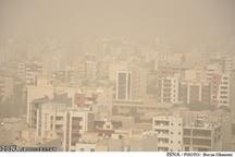 پیشبینی باد و خاک برای مناطق مختلف خوزستان