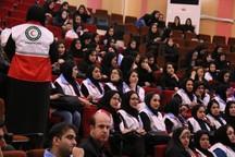 همایش انتقال تجربیات به نسل امروز در قزوین برگزار شد