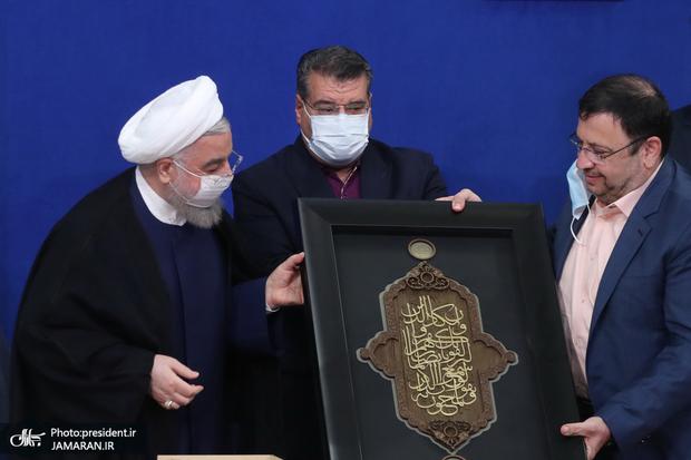آخرین جلسه شورای عالی فضای مجازی در دولت دوازدهم برگزار شد + تصاویر