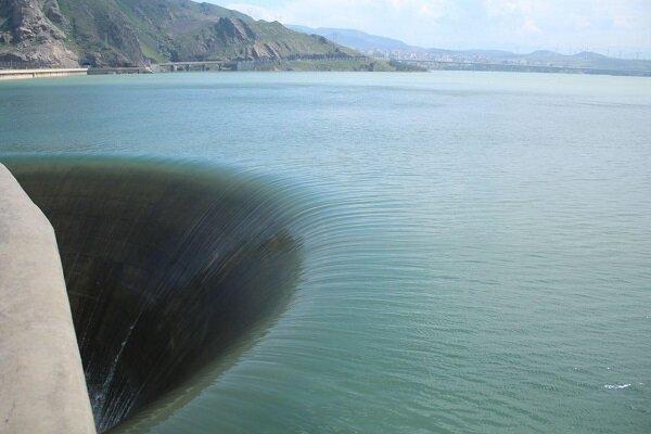 سد سفید رود سر ریز شد  ذخیره سازی ۱.۶۵ میلیارد مترمکعبی آب