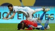 آرژانتین روی نوار پیروزی های اقتصادی؛ پاراگوئه هم مثل اروگوئه!+عکس و ویدیوی گل