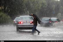 احتمال بارشهای رگباری و رعد و برق در برخی مناطق کهگیلویه و بویراحمد