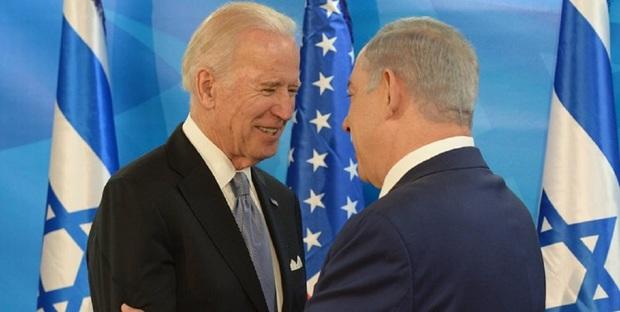 خشم یک مقام صهیونیست از رفتار بایدن با نتانیاهو