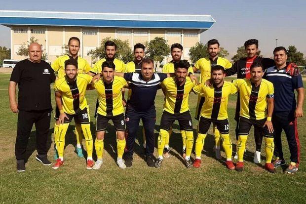صعود تیم فوتبال ایثار آستارا به مرحله نهایی لیگ دسته سه کشور