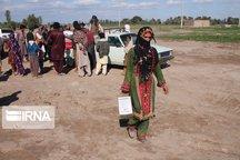 امدادرسانی به سیلزدگان سیستان و بلوچستان همچنان ادامه دارد